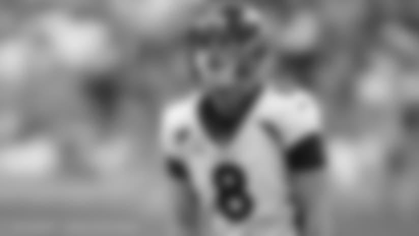 Brandon McManus turns to self-reflection to improve after 2017 season