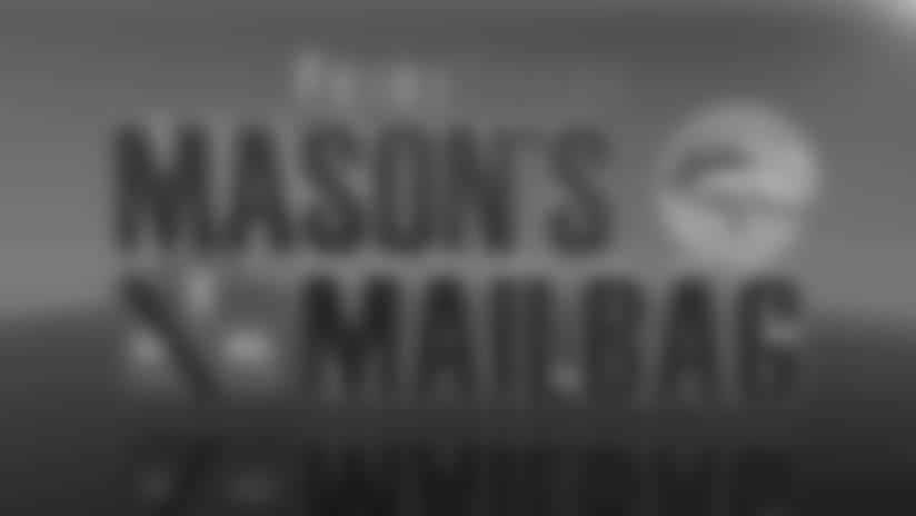 Mason's Mailbag: Nov. 17