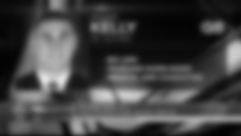2017 Mr. Irrelevant: Broncos draft Chad Kelly