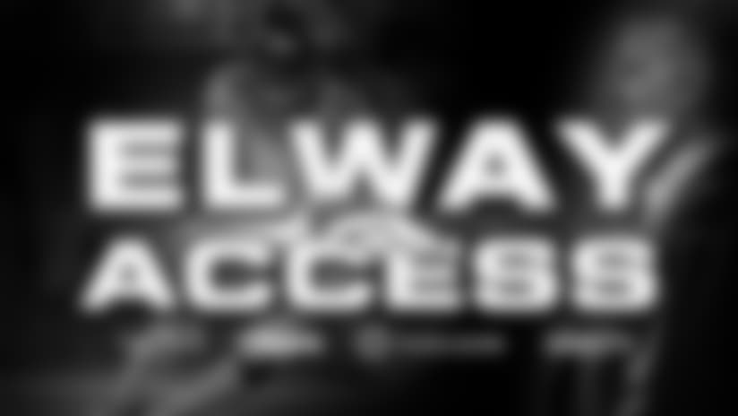Elway Access: Playing with confidence