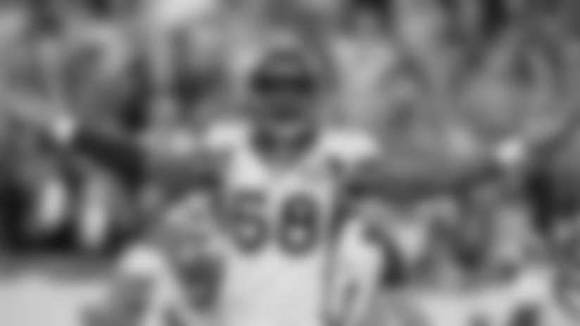 Von Miller's favorite plays during his Broncos career
