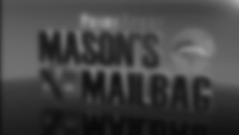 Mason's Mailbag: May 18