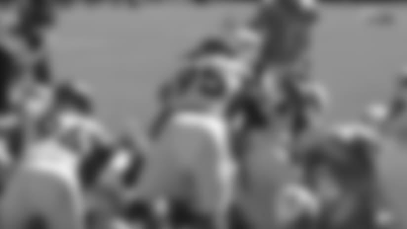 Broncos defense makes goal-line stand, stops Gordon on fourth down