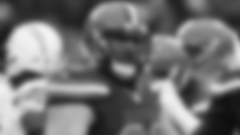 Browns sign DL Jamie Meder