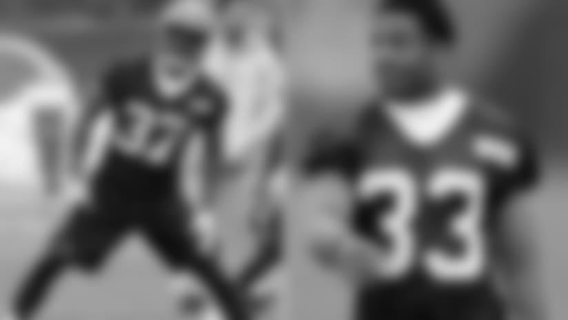Browns sign DBs Najee Murray, Donte Carey