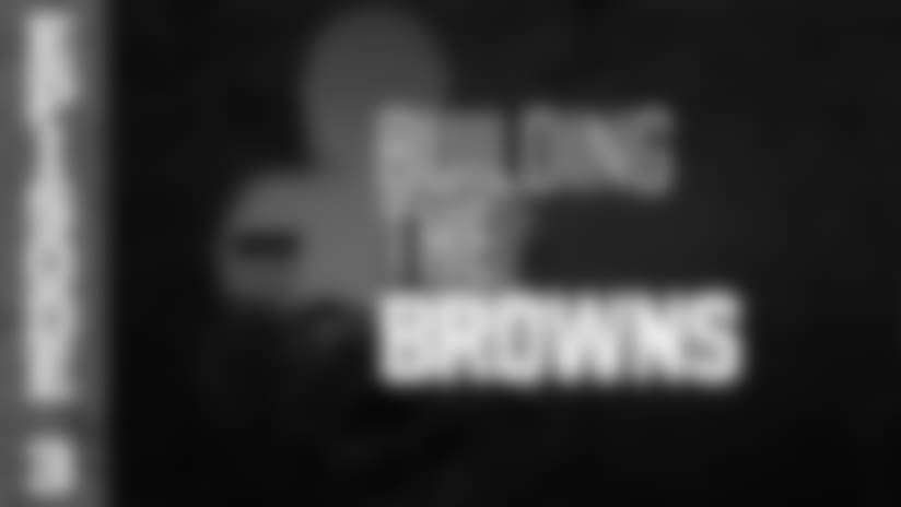 2018 Building the Browns: Episode 3