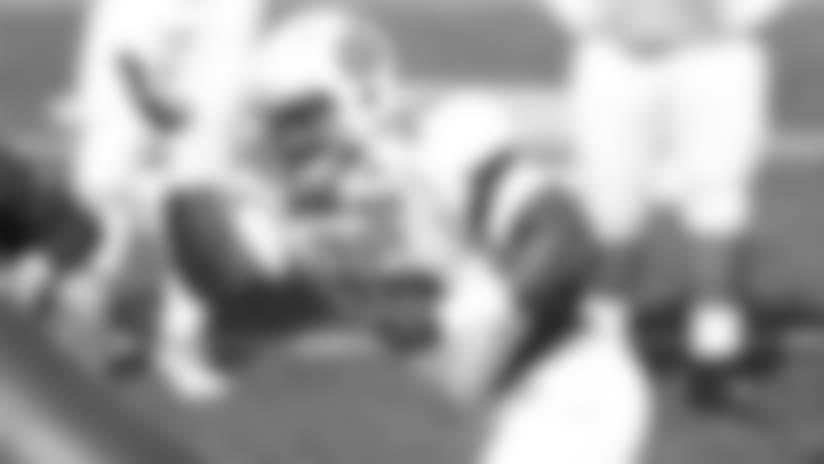 Photos: Browns Draft Larry Ogunjobi