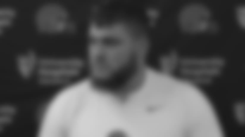 Spencer Drango: I'll play anywhere the team needs me to play