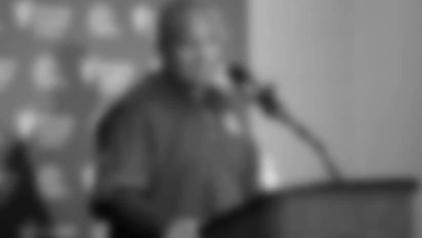 Hue Jackson press conference - 10/2