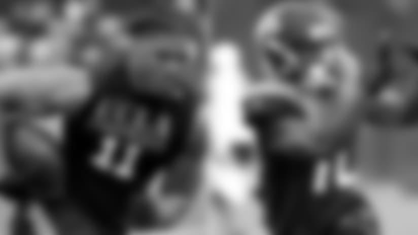 Browns sign WR Rasheed Bailey, TE Nate Iese