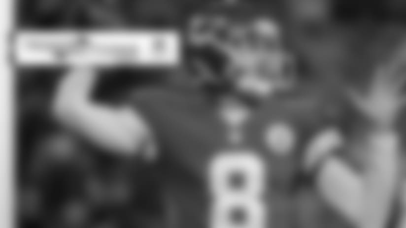 Browns sign QB Joel Stave