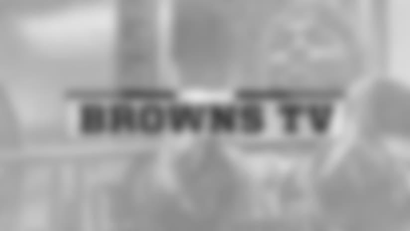 View Browns TV Programming