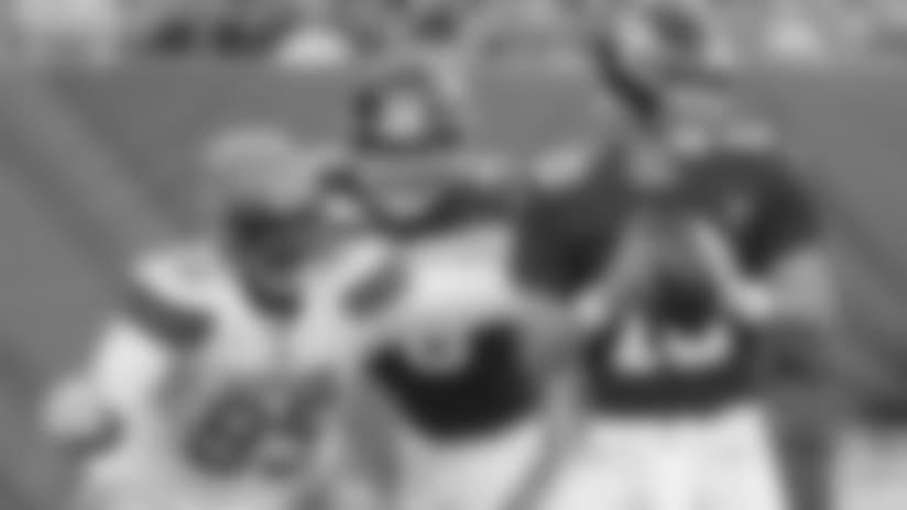 Photos: Browns face Giants in preseason opener
