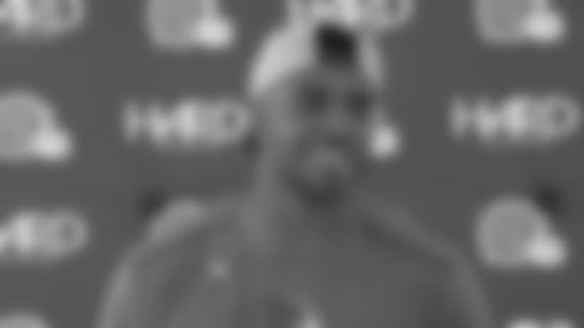 Mychal Kendricks: I help those around me become better
