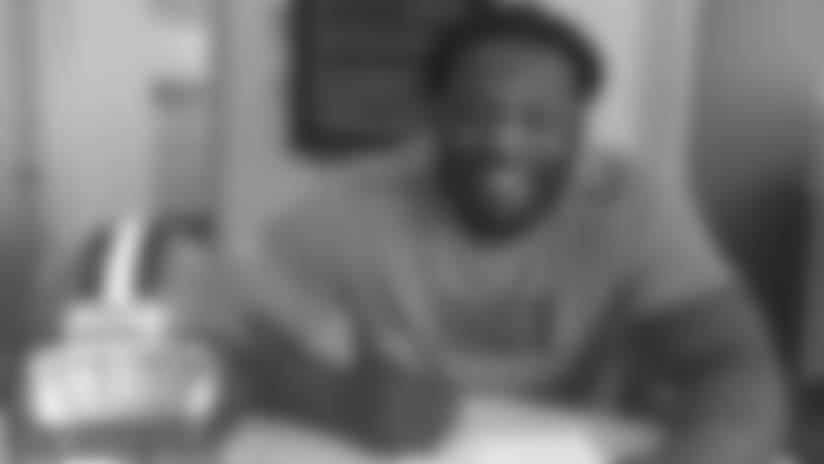 Browns sign DL Larry Ogunjobi
