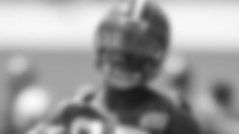 Browns sign TE David Njoku