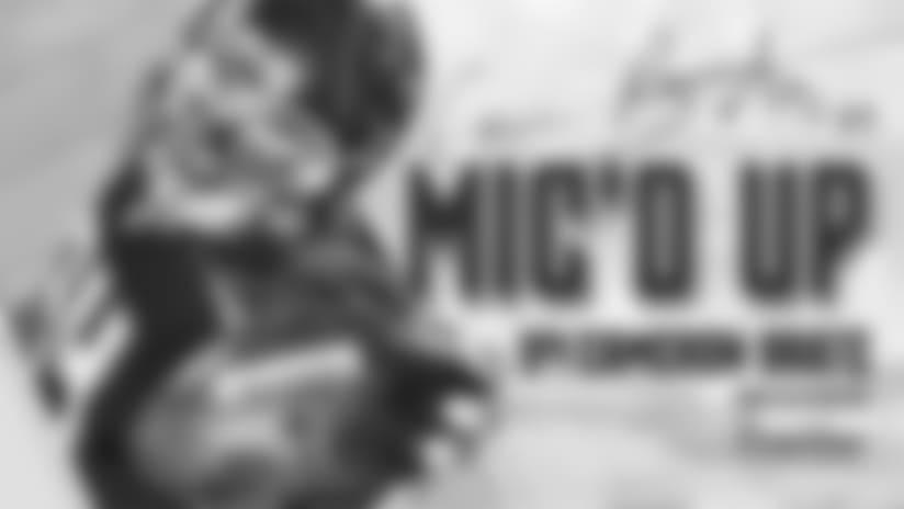 Mic'd Up: Cameron Brate vs. Saints