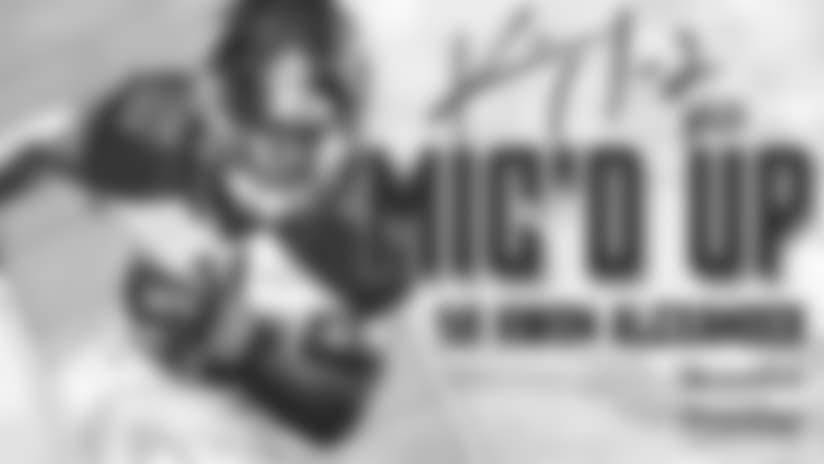 Mic'd Up: Kwon Alexander vs. Falcons