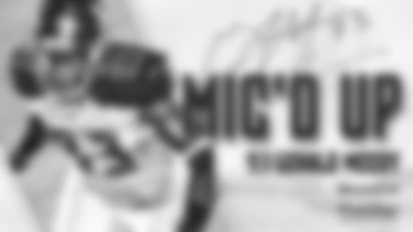 Mic'd Up: Gerald McCoy vs. Patriots
