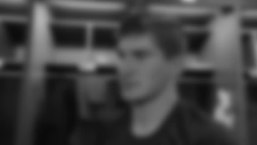 Justin Watson Postgame Press Conference | Bucs vs. Titans