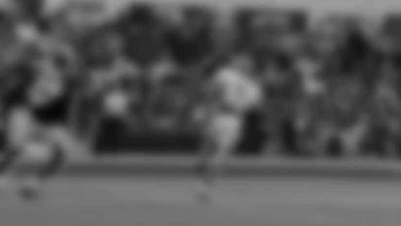Training Camp Highlight: DeSean Jackson Deep Ball Touchdown and Alley-oop