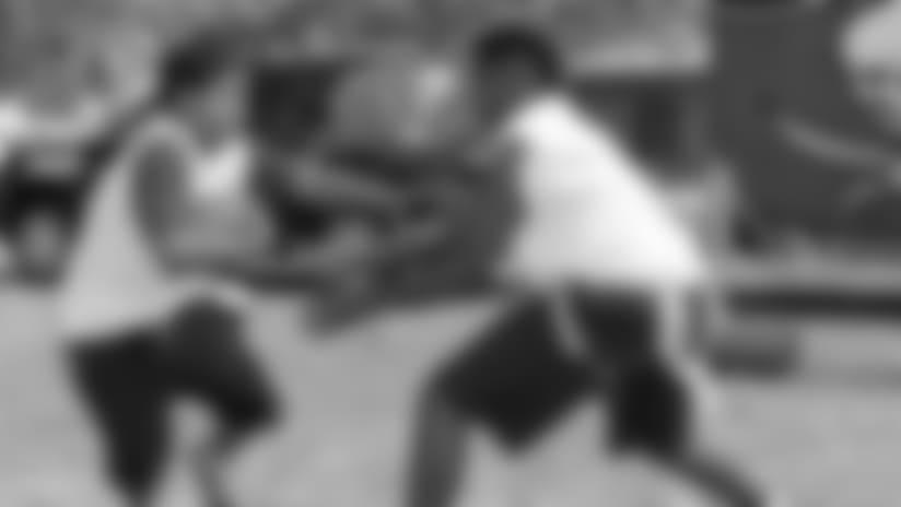 Jr. Bucs Flag Football School Program