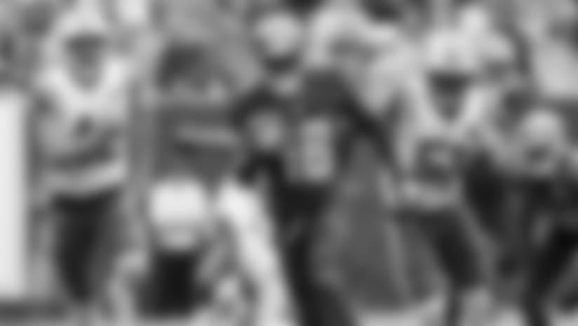 Bernard Reedy Returns to Bucs