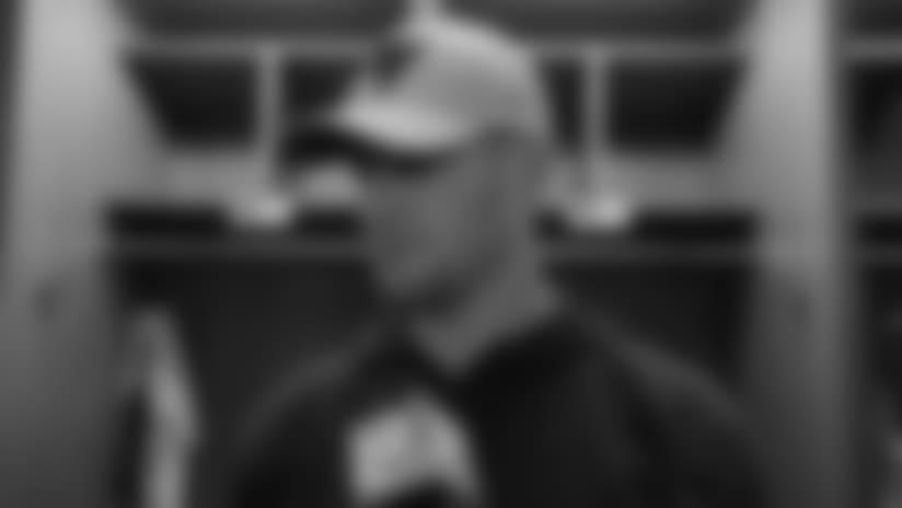Ryan Griffin Postgame Press Conference | Bucs vs. Titans