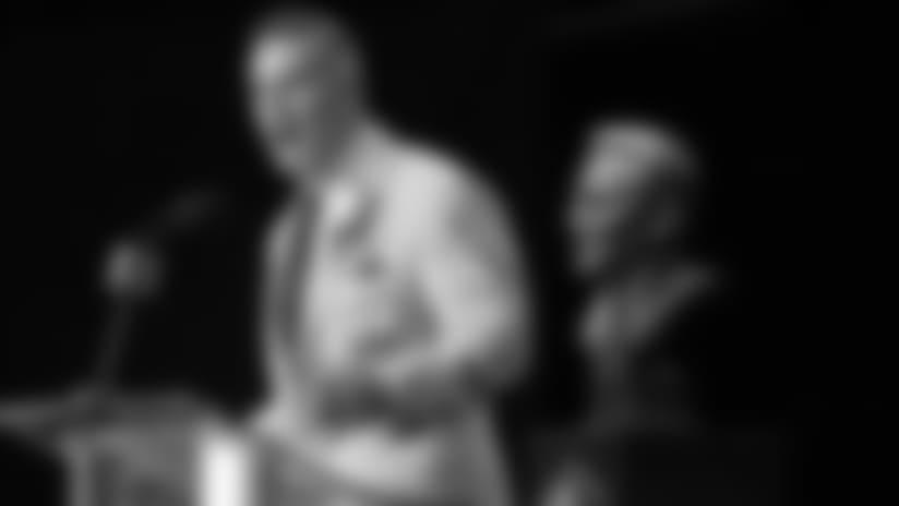 Moments Make Kurt Warner Hall Of Fame Night