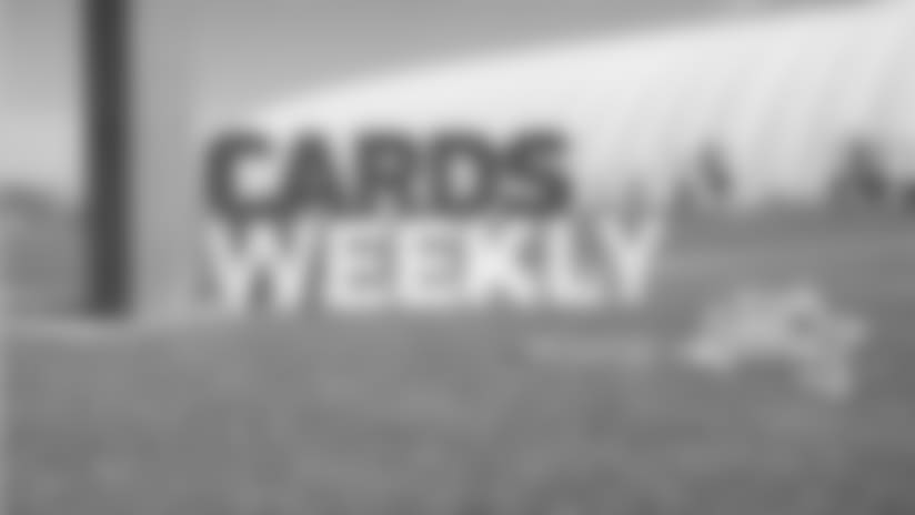 Cards Weekly - 'Mindset Of A Vet'