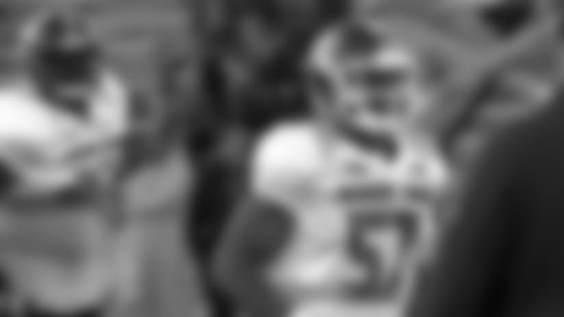 Puntos Cardenales-Edicion Del NFL Draft