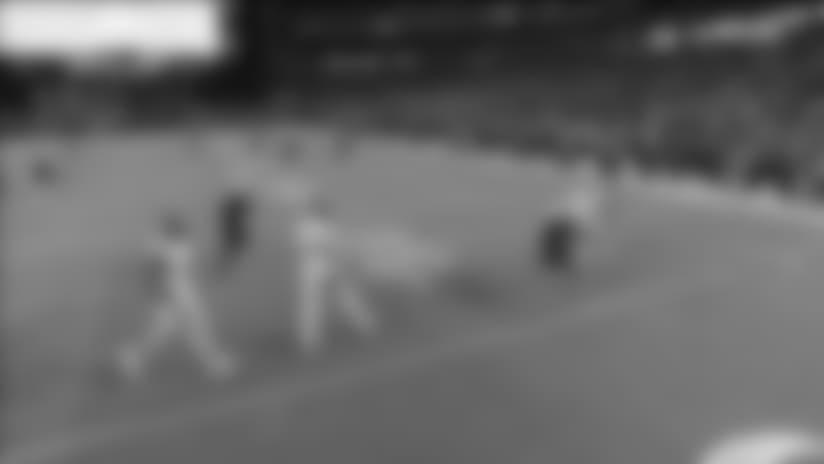 Highlights: Reddick Chases Down Wilson For Sack