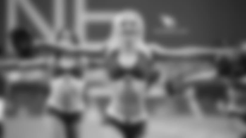 Cheerleader Spotlight: Andrea