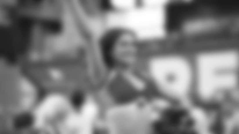 Cheerleader Spotlight: Karli