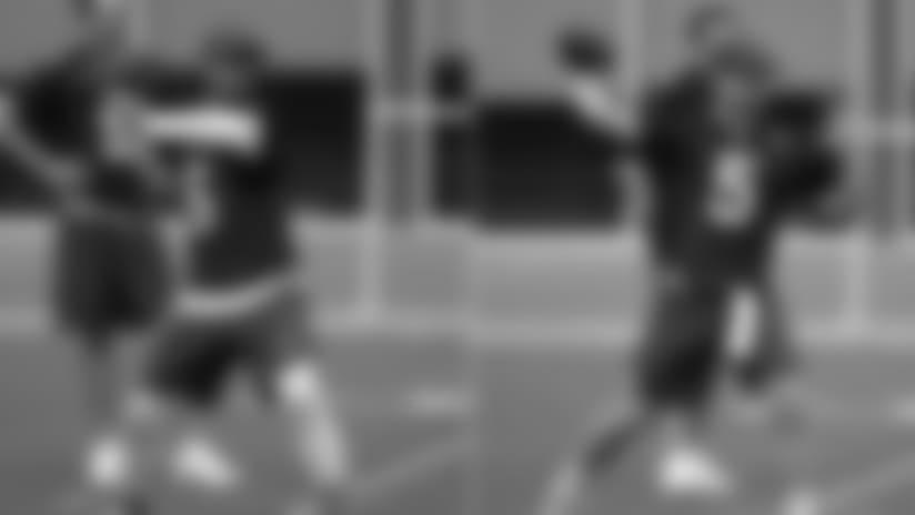 Cardinals Cut QBs Brandon Doughty, Alek Torgersen