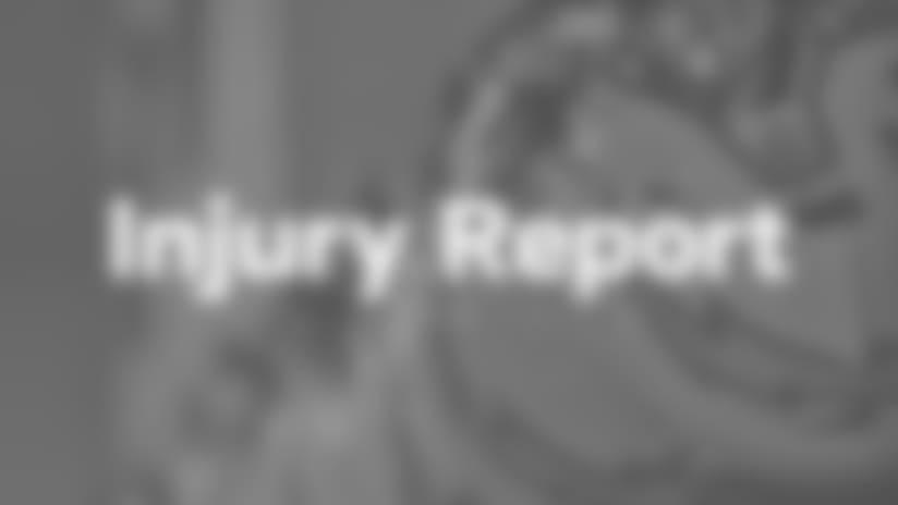 Injury Report