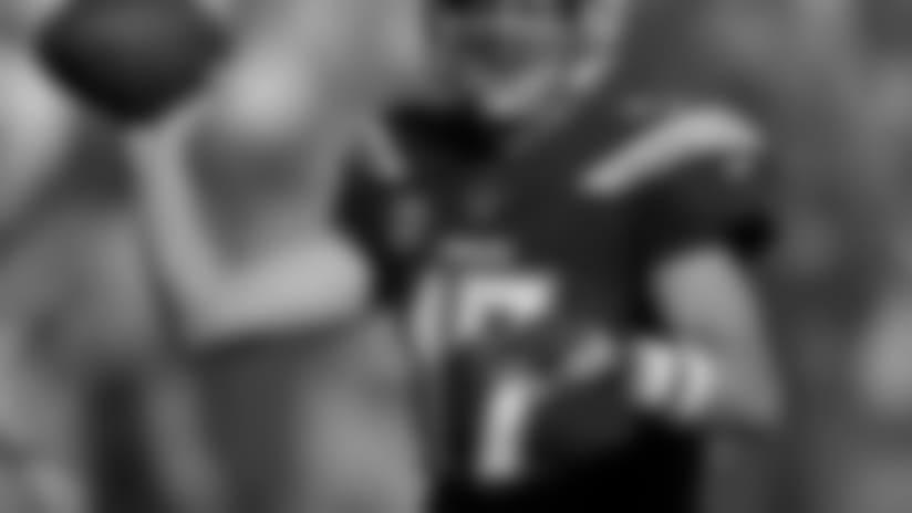 Philip Rivers Absorbs Hit, Completes 21-Yard Pass to Travis Benjamin