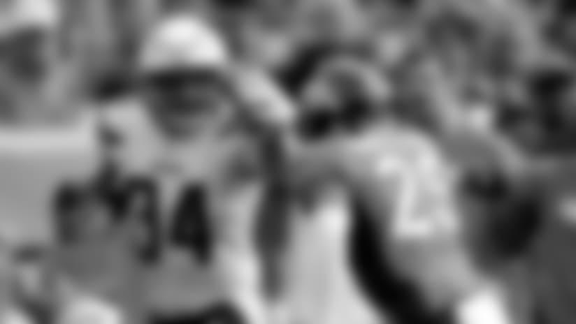 Derek Watt's 53-Yard Catch and Run