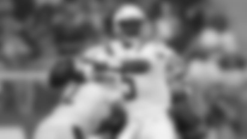 Jamaal Jones Hauls in a 23-Yard Pass From Cardale Jones