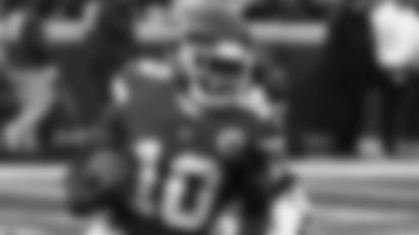 Chiefs vs. Titans: Tyreek Hill Highlights