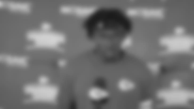 """Ukeme Eligwe: """"Getting better every single day"""""""