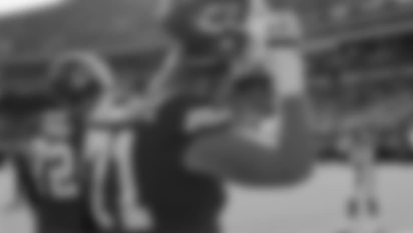 Under the Helmet: Mitchell Schwartz
