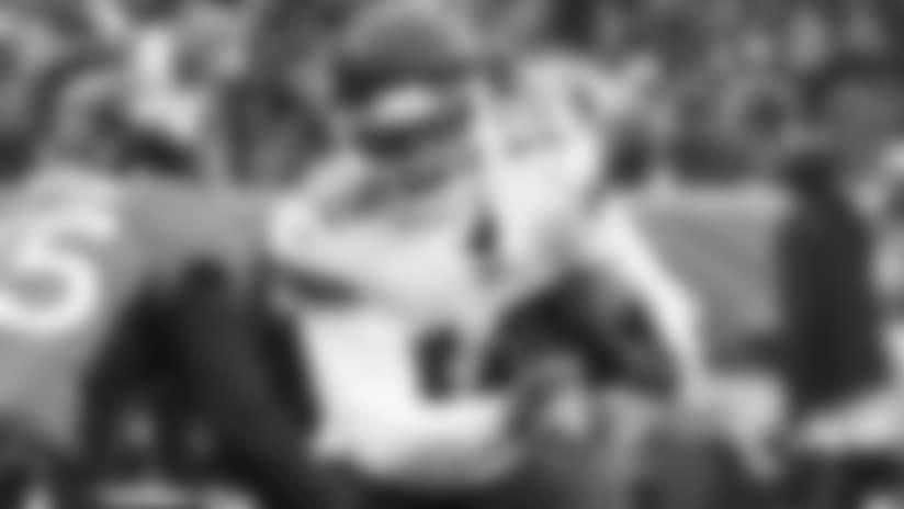 Chiefs vs. Broncos: Albert Wilson's Top Five Catches