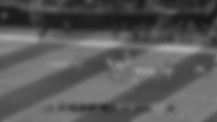Tremon Smith Bursts for 37-yard Punt Return