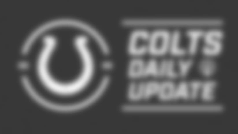 6-14 Colts Daily Update - Training Camp Schedule, and Basham, Wayne and Michael (Audio)