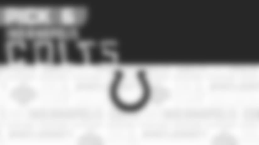 Colts pick No. 6   2018 NFL Mock Draft Live