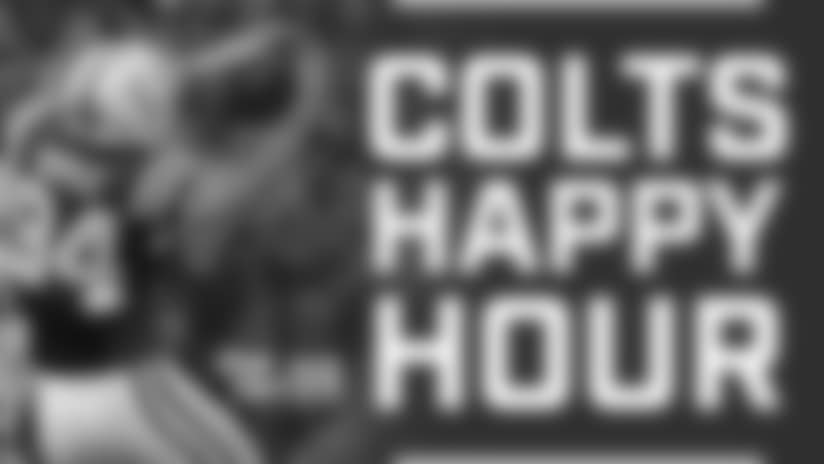 8-17 The Colts Happy Hour - Preseason Game 2 (Audio)