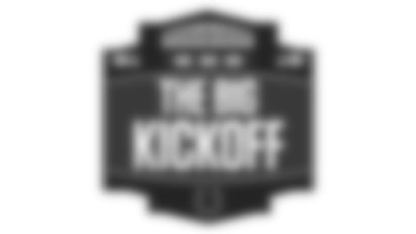The Big Kickoff with United Way
