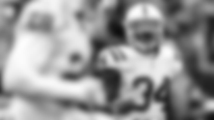 Roster Moves: Colts Re-Sign RB Matt Jones; Place CB Pierre Desir On IR