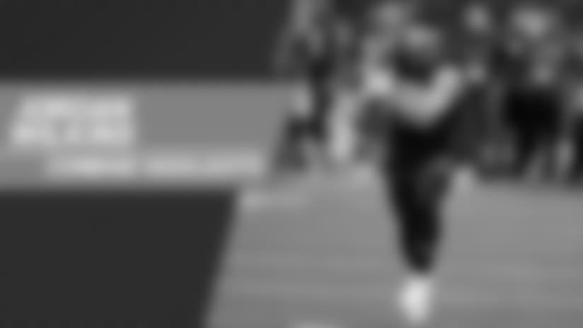 Ole Miss running back Jordan Wilkins' full 2018 NFL Scouting Combine workout